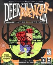 Cover of: Deer Avenger | Brian McCann