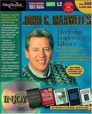Cover of: John C. Maxwell's Electronic Leadership Library by John C. Maxwell