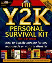 Cover of: The Y2K Personal Survival Kit by Nelson Electronic Publishing