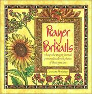 Cover of: Prayer Portraits | Catherine Hoesterey