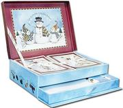 Cover of: Let It Snow Stationery Keepsake Box | Laurie Korsgaden