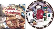 Cover of: Cookies for Christmas with Keepsake Plate | Laurie Korsgaden