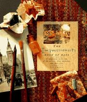 Cover of: The Impressionist Book of Days | V. Croof