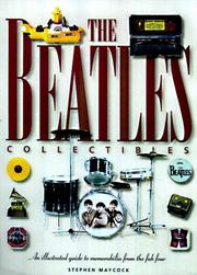 Cover of: Beatles Collectibles by Alan Ould