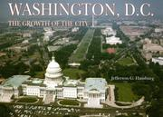 Cover of: Washington, D.C by Jefferson D. Hamburg