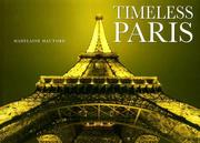 Cover of: Timeless Paris (Timeless) by Compendium