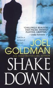 Cover of: Shakedown | Joel Goldman