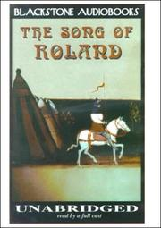 Cover of: The Song of Roland | Terry Burnseed