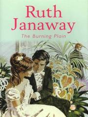 Cover of: The Burning Plain | Ruth Janaway
