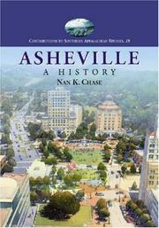 Cover of: Asheville | Nan K. Chase