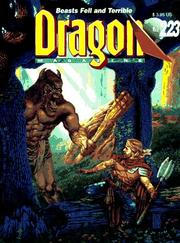Cover of: Dragon Magazine No 223 (Monthly Magazine) by Kim Mohan