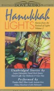 Cover of: Hanukkah Lights (Stories from the Festival of Lights) | Daniel Mark Epstein