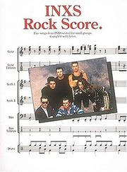 Cover of: INXS - Rock Score | INXS