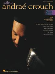 Cover of: Best of Andrae Crouch (Piano/Vocal/Guitar) | Andrae Crouch