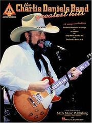 Cover of: Charlie Daniels Band - Greatest Hits | Charlie Daniels Band