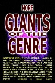 Cover of: More Giants of the Genre | Michael McCarty