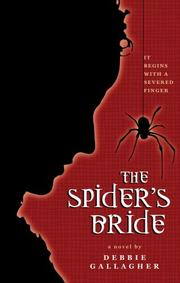 Cover of: The Spider's Bride | Debbie Gallagher