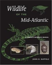 Cover of: Wildlife of the Mid-Atlantic by John H. Rappole