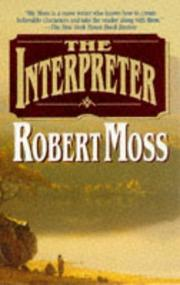 Cover of: The Interpreter | Robert Moss