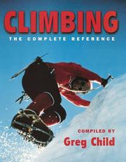 Cover of: Climbing | Greg Child