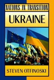 Cover of: Ukraine | Steven Otfinoski
