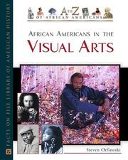 Cover of: African Americans in the visual arts | Steven Otfinoski