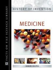 Cover of: Medicine by Daniel Gilpin