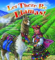Cover of: Let There Be Llamas! | Virginia Kroll