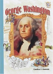 Cover of: George Washington | Candice F. Ransom