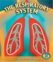 Cover of: The Respiratory System (Early Bird Body Systems) by Judith Jango-Cohen
