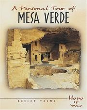 Cover of: A personal tour of Mesa Verde by Young, Robert