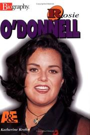 Cover of: Rosie O'Donnell | Katherine E. Krohn
