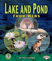 Cover of: Lake and Pond by Paul Fleisher