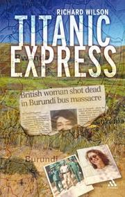 Cover of: Titanic Express | Richard Wilson