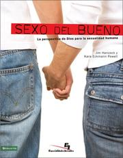 Cover of: Sexo del Bueno by Jim Hancock