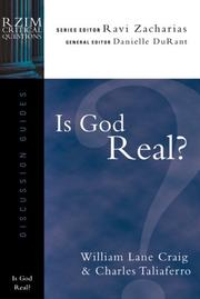 Cover of: Is God Real? | Charles Taliaferro