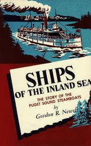 Cover of: Ships of the inland sea | Gordon R. Newell
