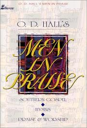 Cover of: O.D. Hall's Men in Praise | O. D. Hall Jr.