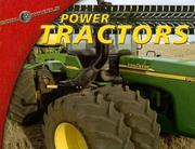Cover of: Power Tractors (Cool Wheels) by Michael Williams