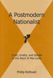Cover of: A Postmodern Nationalist | Phillip Rothwell