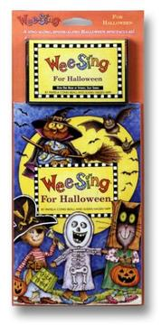 Cover of: Wee Sing for Halloween book and cassette | Susan Hagen Nipp