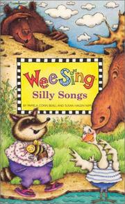 Cover of: Wee Sing Silly Songs book | Susan Hagen Nipp
