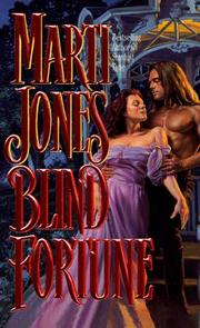 Cover of: Blind Fortune by Marti Jones