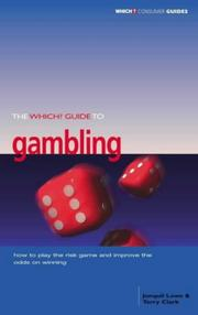 "Cover of: ""Which?"" Guide to Gambling (""Which?"" Consumer Guides) 