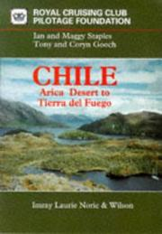 Cover of: Chile | Royal Cruising Club Pilotage Foundation