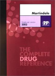 Cover of: Martindale - The Complete Drug Reference | Sean Sweetman
