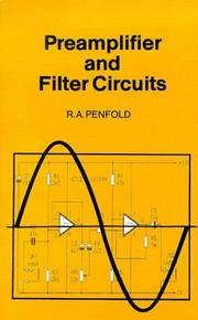 Cover of: Preamplifier and Filter Circuits (BP309) | Model Railway Projects