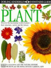 Cover of: Plant (Eyewitness Guide) | David Burnie