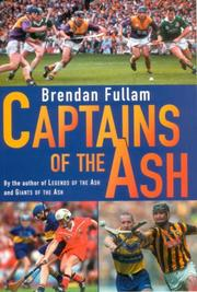Cover of: Captains of the Ash by Brendan Fullam