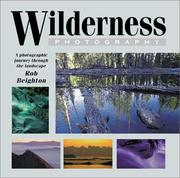 Cover of: Wilderness Landscape Photography | Rob Beighton